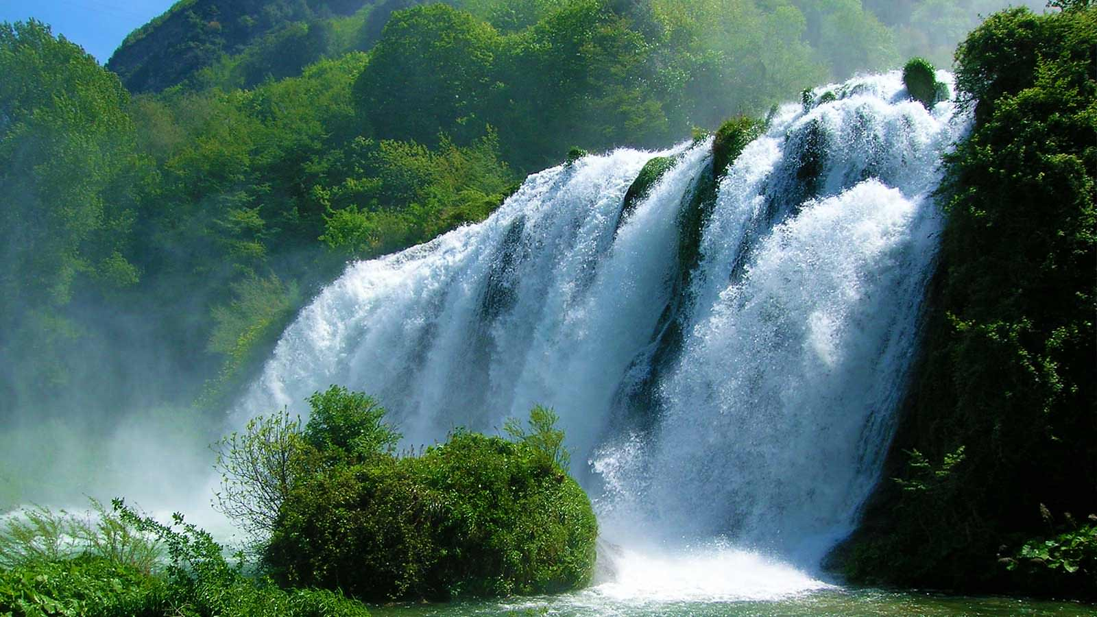 Resultado de imagen de Cascada de Marmore